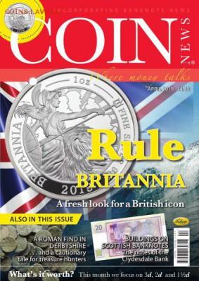 журнал  COINage - январь 2018 - WatxPlCCFvA