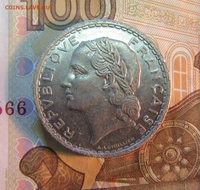 ФРАНЦИЯ 5 франков  1935 г    до 09.04.    22 ч - IMG_4338.JPG