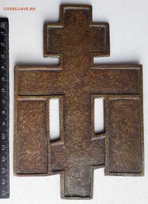 Крест киотный эмаль до 09-04-2019 до 22-00 по Москве - Крест Р