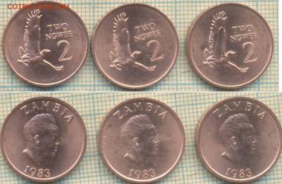 Замбия 2 нгве 1983 гг., фикс - Замбия 2 нгве 1983