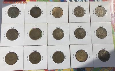 Подборка 5 копеек до 1961 г., 20-е, 30-е, 40-е, 50-е. 19 шт - CC024C5F-489F-46B6-B3B6-60E615DEEE05