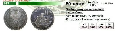 Юбилейные монеты Казахстана - 09_1