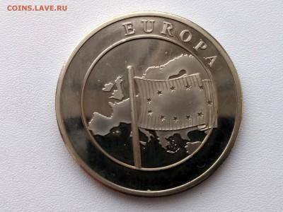 ЕВРОПА,медаль,1999г-ФЛАГ до 12.04.2019г - IMG_20190409_184824_HDR