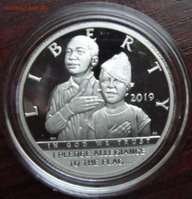 Монеты США. Вопросы и ответы - DSC01514.JPG