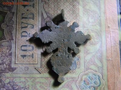 нательный старый крестик - Изображение 6382