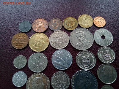 24 иностранные монеты - IMG_20190325_154027