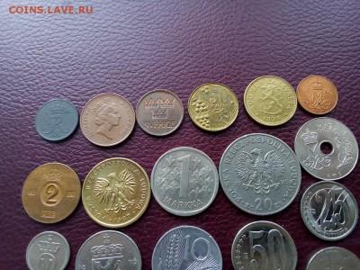 24 иностранные монеты - IMG_20190325_153703