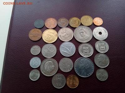 24 иностранные монеты - IMG_20190325_154022