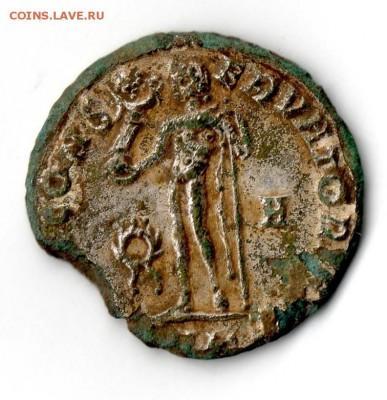 Определение 8 римских монет - Coin038