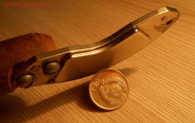 Монетки с зачеканенными стружкой,облоем,заусенцами (фикс) - 7.JPG