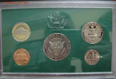 Монеты США. Вопросы и ответы - DSC01538.JPG