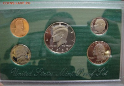 Монеты США. Вопросы и ответы - DSC01540.JPG