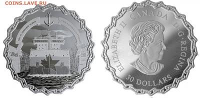 Монеты с Корабликами - канада.JPG