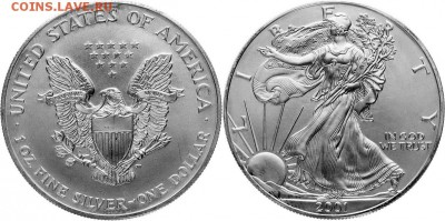 Серебряные инвестиционные монеты - ъ (2)
