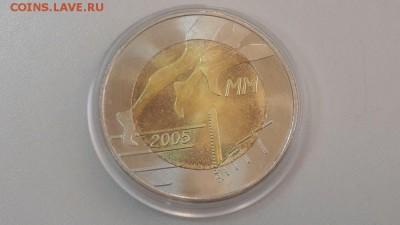 5 евро 2005г.Финляндия-ЧМ по лёгкой атлетике, до 19.05 - Ч 5евро Финляндия-1
