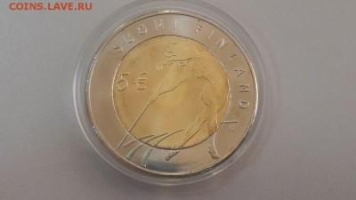 5 евро 2005г.Финляндия-ЧМ по лёгкой атлетике, до 19.05 - Ч 5евро Финляндия-2