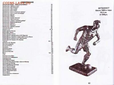 Каталог чугунного художественного литья 1921-1991, фикс - содержание 2-2
