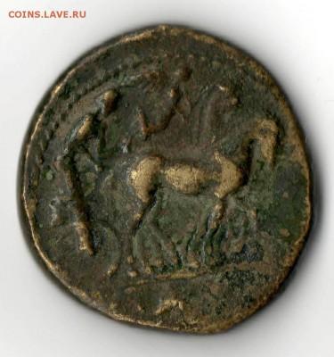 Определение 8 римских монет - Coin047