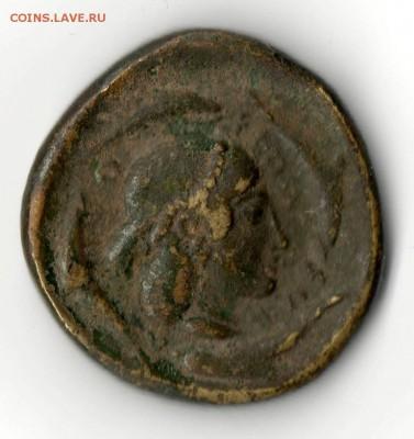 Определение 8 римских монет - Coin046