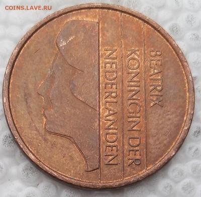 Нидерланды 5 центов 1998 до 21.05.19 - 8