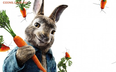 БРИТАНИЯ 50 пенсов 2018г.КРОЛИК ПИТЕР до 22.05. в 22-00 - prikliucheniia-krolika-pitera-peter-rabbit-multfilm-krolik-m