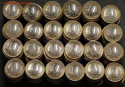 Биметалл 24 вида по 10 шт всего 240 монет - IMG_