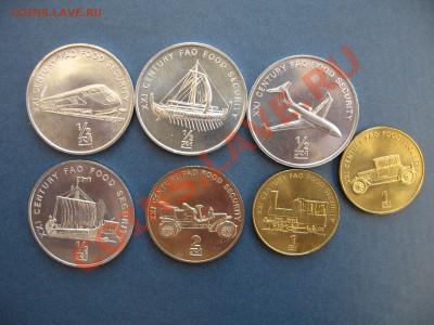 Корея - набор из 7 монет. Транспорт - до 01.07.2011 в 22.00 - IMG_9205.JPG