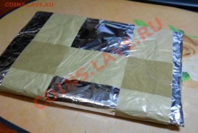 Упаковка монет для пересыла почтой. - NzXrjB52BUWTcCeLcKt0tQ