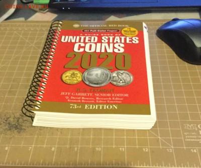 Монеты США. Вопросы и ответы - C0348E98-B657-4948-B0E2-5BDD72D3DF34