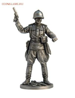 Капитан пехоты Красной Армии (Южный Сахалин) олово (10) - 10