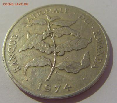 10 франков 1974 Руанда №1 07.06.2019 22:00 МСК - CIMG2134.JPG