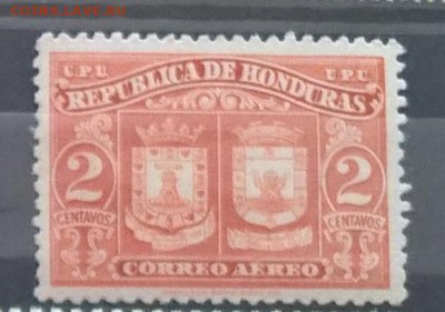 Гондурас 1946 1м** до 06 06 - 88
