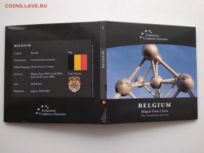 Бельгия-набор Евро и набор разменных монет до зоны Евро - IMG_20190318_151531