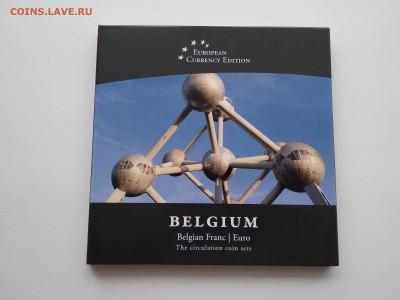 Бельгия-набор Евро и набор разменных монет до зоны Евро - IMG_20190318_15171