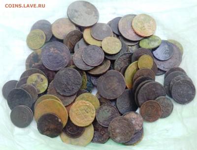 солянка медных нечищеных монет 120 шт. до 09.06.19 до 22-00 - P6070110.JPG