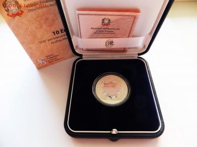 """Италия 10 евро 2006 """"Андреа Мантенья"""" - 2006-1"""