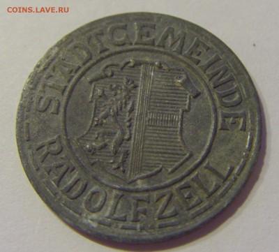 Нотгельд 10 пфеннигов 1918 Радольфцелль №1 16.06.19 22:00 М - CIMG1516.JPG