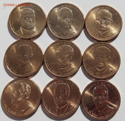 1 $ Президенты 2014-2016гг по фиксу - пр