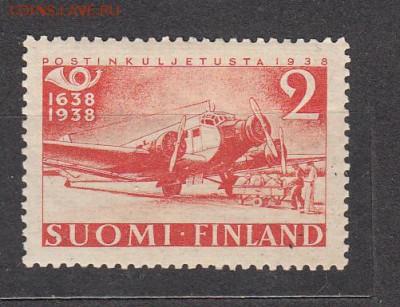 Финляндия 1938 самолет 1м * до 21 06 - 473