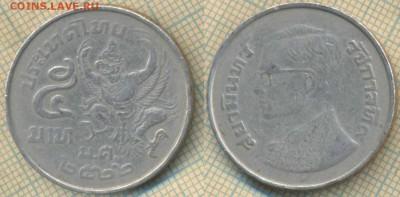 Таиланд 5 бат 1979 г. , до 01.07.2019 г. 22.00 по Москве - Таиланд 5 бат 1979  6437