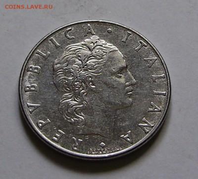 50 лир Италия 1977 - италия