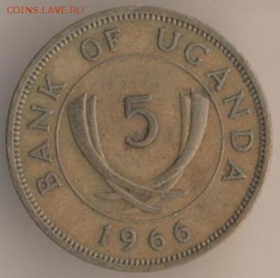 Уганда - 1