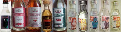 Куплю алкоголь в миниатюре - ливиз1
