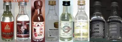 Куплю алкоголь в миниатюре - ливиз