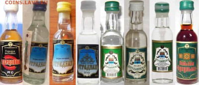 Куплю алкоголь в миниатюре - бугульма2