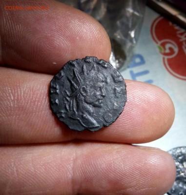 Римская Империя Галлиен, Клавдий 2, Квинтилл - IMG_20190704_005357_455