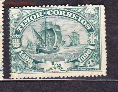 Колонии 1898 Тимор 1м до 16 07 - 27
