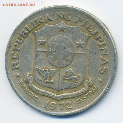 Филиппины 1 писо 1972 - Филиппины_1писо-1972_А