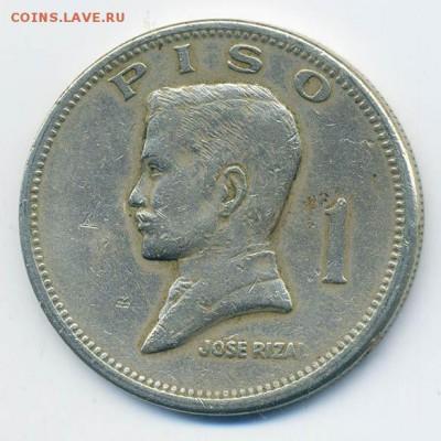 Филиппины 1 писо 1972 - Филиппины_1писо-1972_Р