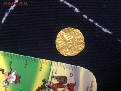 Помогите определить что за монета - 54FC61EB-31BA-4837-AA6D-6F4A77BCC7CA